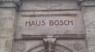 Zu Gast bei der Robert Bosch Stiftung