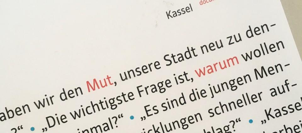 Kulturkonzeption Kassel